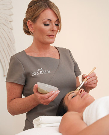 noubalm wirral salon facial care express treatments